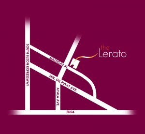 Vicinity Map 02 Lerato Towers Lerato Towers Vicinity Map Flattened low