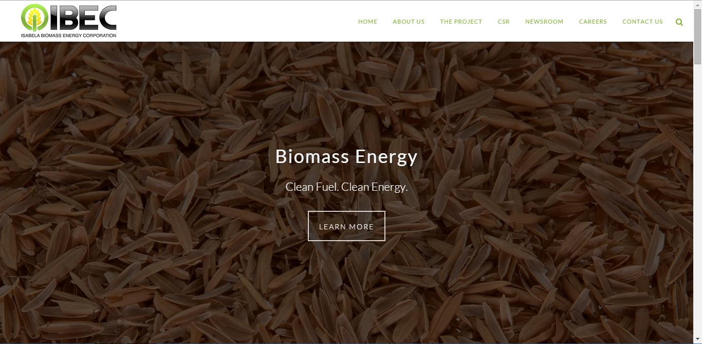 Isabela Biomass Energy Corporation Portfolio